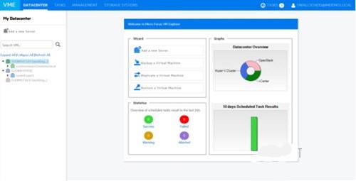 MicroFocus VMExplorer官方版 免费数据恢复软件